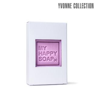 【Yvonne Collection】My Happy Soap 法國手工香皂- 牡丹 PIVOINE(香水調香皂)