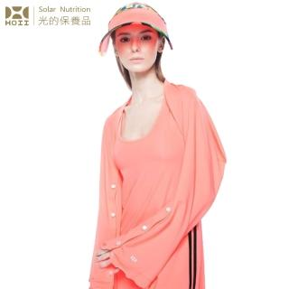 【HOII后益】HOII后益 披肩 ★紅光(UPF50+抗UV防曬涼感先進光學機能布)