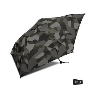 【KIU】空氣感摺疊抗UV晴雨傘(48103 抽象迷彩)