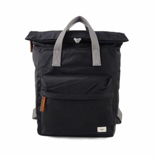 【ROKA】Canfield B「通勤者」手提肩背兩用後背包-中(純黑)