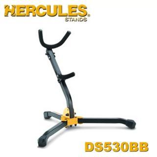 【Hercules 海克力斯】中音/次中音薩克斯風架附袋 公司貨(DS530BB)