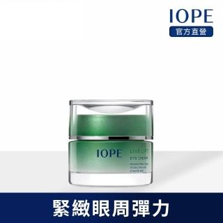 【IOPE 艾諾碧】6D超彈力逆齡眼霜 25ml