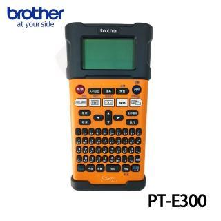【brother】PT-E300 工業用手持式線材標籤機(PT-E300)