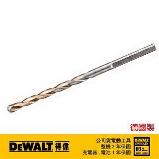 【DEWALT 得偉】美國 得偉 DEWALT 德國製 3.5x80L 萬用水泥鑽頭 DT6516(DT6516-QZ)