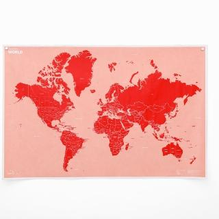【palomar】揉一揉地圖 世界國家版