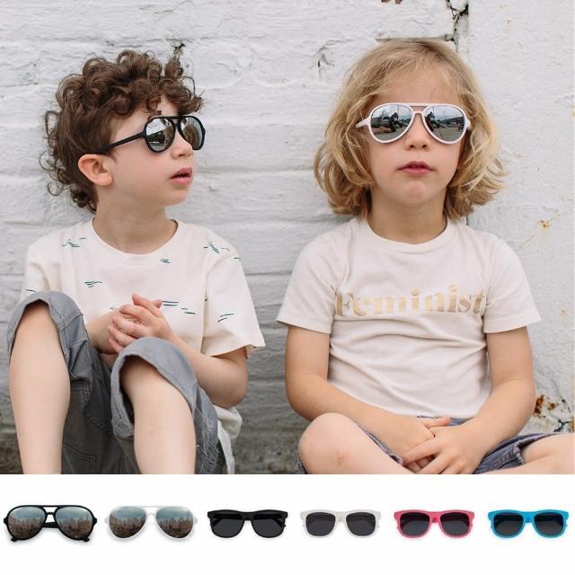 【Hipsterkid】抗UV偏光嬰幼兒童太陽眼鏡(附固定繩)