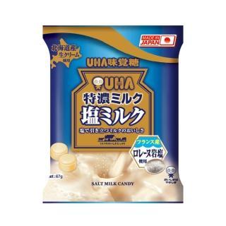 【UHA 味覺糖】特濃牛奶糖鹽味(67g)