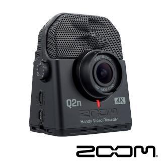 【ZOOM】Q2N-4K 廣角4K 隨身直播攝影機(正成公司貨)