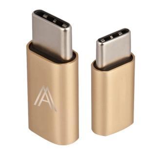 【SAMSUNG 三星】原廠Micro USB 轉 Type-C 轉接頭(A系列款)