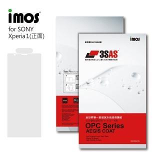 【iMos】SONY Xperia 1(3SAS 螢幕保護貼)