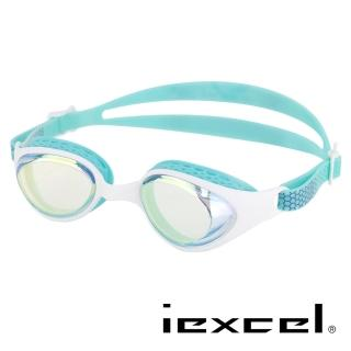 【iexcel】專業光學度數泳鏡 VX-961(蜂巢式 電鍍)
