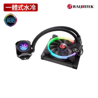 【RAIJINTEK】ORCUS 140 RBW RGB一體式液態散熱器-140mm