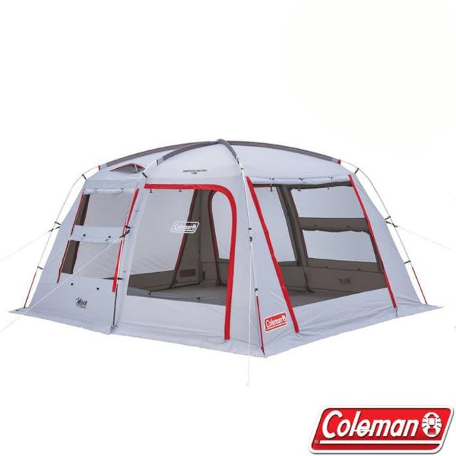 【Coleman】TOUGH SCREEN 網屋/400 家庭帳篷(CM-33116)