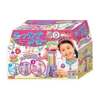 【pinocchio】彩虹編織手作飾品組(女孩 手做)