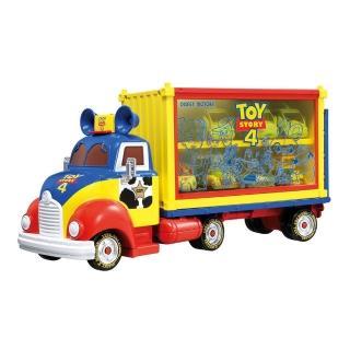 【TOMICA】玩具總動員4 收納車(小汽車)
