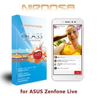 【NIRDOSA】ASUS Zenfone Live 9H 0.26mm 鋼化玻璃 螢幕保護貼(ZB501KL)