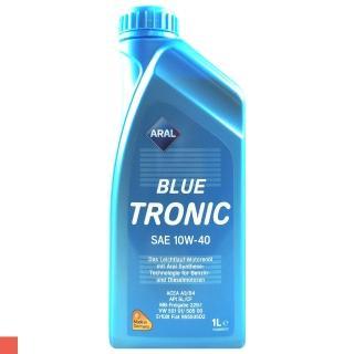 【ARAL】BLUE TRONIC SAE 10W40 機油 德國 原裝進口(1L)