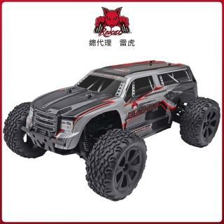 【Redcat Racing】BLACKOUT XTE 1/10四驅大腳車 銀 6050RT-07011(大腳車)