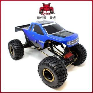 【Redcat Racing】EVEREST-10 1/10四驅攀岩車 藍黑 6050RT-10682(攀岩車)