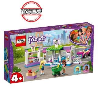 【LEGO 樂高】LEGO Friends 心湖城超級市場 41362 積木 女孩(41362)