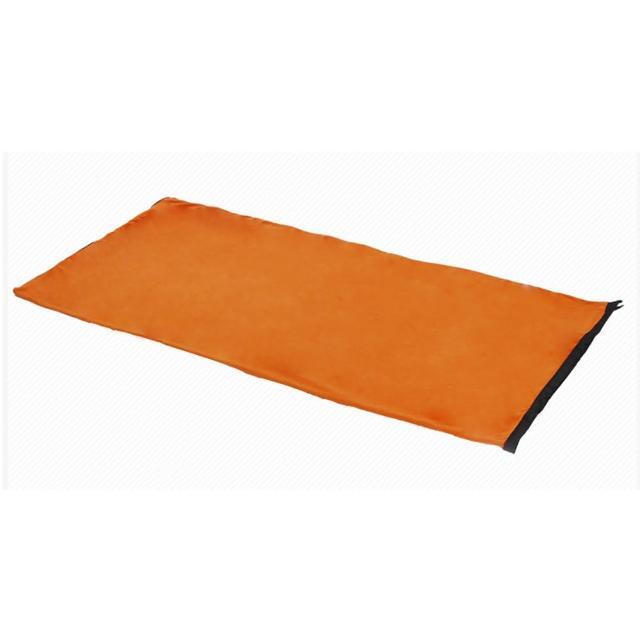 【PUSH!】戶外休閒用品抓絨睡袋隔髒睡袋戶外露營睡袋內膽四季睡袋(P121)/