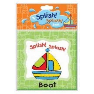 My Splish! Splash! Book Boat