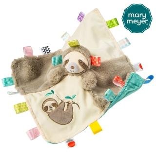 【Mary Meyer】標籤親膚安撫巾-微笑樹懶(彌月 新生兒 送禮 沙沙紙 奶嘴)