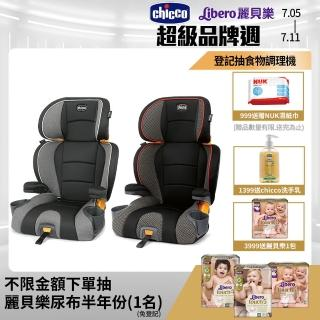 【Chicco】KidFit成長型安全汽座