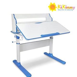 【kikimmy】新升級可升降成長型兒童書桌(桌+書架)