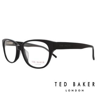 【TED BAKER】倫敦質感時尚造型光學鏡框(TB9053-001·黑)