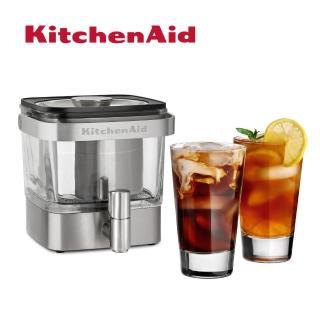 【KitchenAid】不鏽鋼冷萃咖啡機(0.8L)