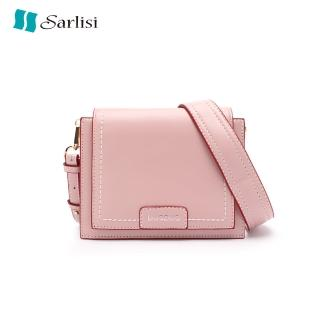 【Sarlisi】夏麗絲新款高級感包包洋氣斜挎女包斜背包時尚單肩包百搭側背包(小包款)