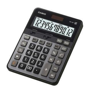 【CASIO 卡西歐】12位數雙電源頂級商用計算機(DS-2B)