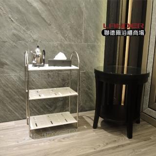 【聯德爾】不鏽鋼MIT三層萬用置物架(廚房/浴室/收納架/置物架)