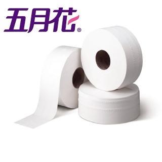 【MAY FLOWER 五月花】特長大捲筒衛生紙(350mx3捲x4袋)