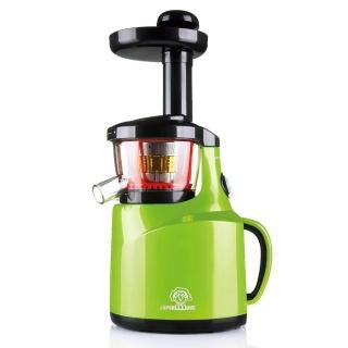 【SUPERMUM】冷壓原汁慢磨機 LF-6201(韓國同步AC馬達 還原天然口感)