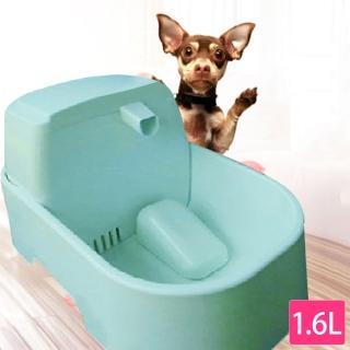 流水式寵物飲水機(1.6L)