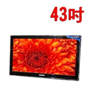 【台灣製 43吋】高透光 液晶螢幕 電視護目防撞保護鏡(Samsung  三星 系列三  新規格)