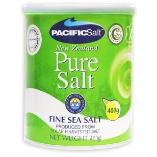 【天廚】紐西蘭細精鹽400g(細精鹽)