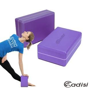 【ADISI】瑜珈磚 AS19044 / 3x6x9吋 / 城市綠洲(EVA材質、皮拉提斯、體適能、無毒、環保)