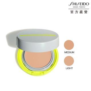 【SHISEIDO 資生堂國際櫃】新艷陽.夏 水離子防晒水粉餅蕊(不含盒)