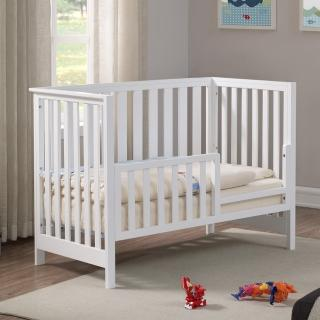 【Lebaby樂寶貝】LBB-02 三合一嬰兒成長床-小資優惠組(三色)