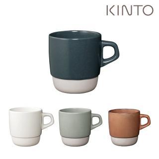 【Kinto】SCS 可堆疊式馬克杯_共四色