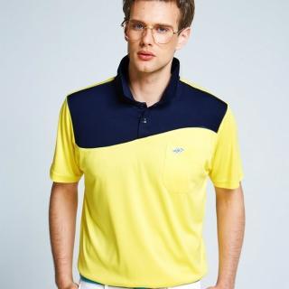 【Londa Polo】吸濕排汗男版短POLO衫(P198207)