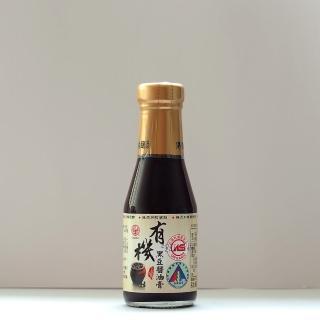 【民生】民生有機黑豆醬油膏150ml(有機黑豆醬油膏)
