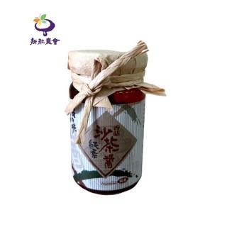 【新社農會】香菇沙茶拌醬(100g/罐)
