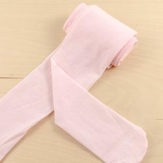 【公主童襪】淺粉色珍珠蔥超細纖維兒童褲襪(7-12歲)