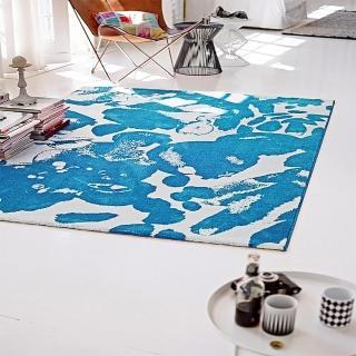 【山德力】ESPRIT系列-機織地毯-悠閒時光200x290cm(歐風 輕奢 現代風格 客廳 臥室 餐廳 書房 生活美學)