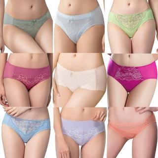 【Swear 思薇爾】尻俏臀美型蕾絲M-XXL小褲7件組(隨機出貨)