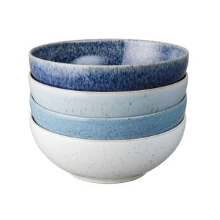 【DENBY】藍色藝匠4色(麥片/湯碗禮盒)
